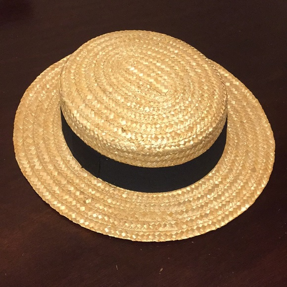 a48baf1f9c861 Accessories - French straw hat